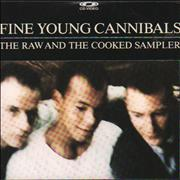Click here for more info about 'Fine Young Cannibals - The Raw And The Cooked Sampler - CD-Video'