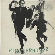 Click here for more info about 'Fingerprintz - Dancing With Myself - Green Vinyl'