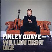 Click here for more info about 'Finley Quaye - Dice'