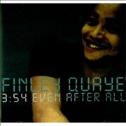 Click here for more info about 'Finley Quaye - Even After All'