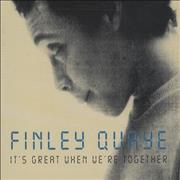 Click here for more info about 'Finley Quaye - It's Great When We're Together'