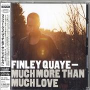 Click here for more info about 'Finley Quaye - Much More Than Much Love'