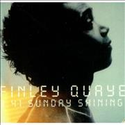 Click here for more info about 'Finley Quaye - Sunday Shining'