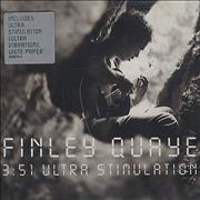 Click here for more info about 'Finley Quaye - Ultra Stimulation'