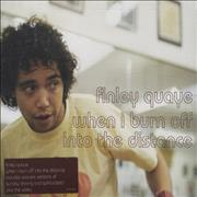 Click here for more info about 'Finley Quaye - When I Burn Off Into The Distance'