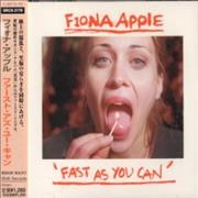 Click here for more info about 'Fiona Apple - Fast As You Can'
