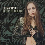 Click here for more info about 'Fiona Apple - Sleep To Dream / Criminal - 10