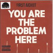 Click here for more info about 'You Are The Problem Here - RSD18 - Sealed'