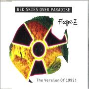Click here for more info about 'Fischer-Z - Red Skies Over Paradise'