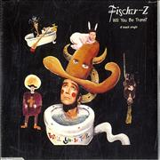 Click here for more info about 'Fischer-Z - Will You Be There?'