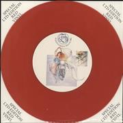 Click here for more info about 'Fish - A Gentleman's Excuse Me - Red Vinyl'