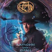 Click here for more info about 'Fish - Raingods With Zippos - Autographed'