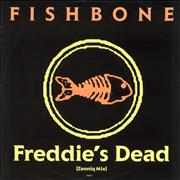 Click here for more info about 'Fishbone - Freddie's Dead'