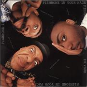 Click here for more info about 'Fishbone - In Your Face'