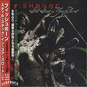 Click here for more info about 'Fishbone - Still Stuck In Your Throat'