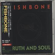 Click here for more info about 'Fishbone - Truth And Soul'