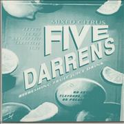 Click here for more info about 'Five Darrens - Beggars And Priests / Can't Think'