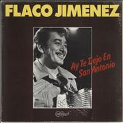 Click here for more info about 'Flaco Jimenez - Ay Te Dejo En San Antonio'
