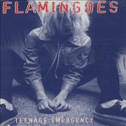 Click here for more info about 'Flamingoes - Teenage Emergency'