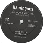 Click here for more info about 'Flamingoes - Tonight Is Killing Me (Acoustic Version)'