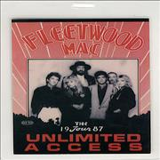 Click here for more info about 'Fleetwood Mac - 1987 Tour'