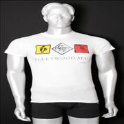 Click here for more info about 'Fleetwood Mac - 1987 US Tour - Pair Of T-Shirts - Small'