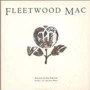 Click here for more info about 'Fleetwood Mac - As Long As You Follow'