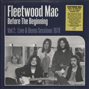 Click here for more info about 'Fleetwood Mac - Before The Beginning Vol 2: Live & Demo Sessions 1970 - 180g - Sealed'