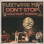 Click here for more info about 'Fleetwood Mac - Don't Stop'