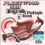 Click here for more info about 'Fleetwood Mac - Dragonfly - RSD14 - Blue Vinyl'