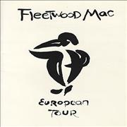 Click here for more info about 'Fleetwood Mac - European Tour'