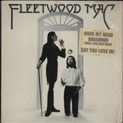 Click here for more info about 'Fleetwood Mac - Fleetwood Mac - Stickered shrink - VG'