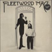 Click here for more info about 'Fleetwood Mac - Fleetwood Mac - White Vinyl - EX'