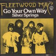 Click here for more info about 'Fleetwood Mac - Go Your Own Way'