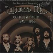Fleetwood Mac Gold Dust Radio 1975-1988 UK 6-CD set