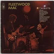 Fleetwood Mac Greatest Hits - 2nd UK vinyl LP