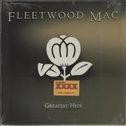 Click here for more info about 'Fleetwood Mac - Greatest Hits - Castlemaine Stickered Shrink Wrap'
