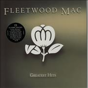 Click here for more info about 'Fleetwood Mac - Greatest Hits - stickered p/s'