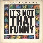 Click here for more info about 'Fleetwood Mac - It's Not That Funny - p/s'