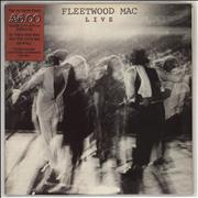 Click here for more info about 'Fleetwood Mac - Live - stickered p/s'