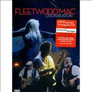 Click here for more info about 'Fleetwood Mac - Live In Boston - Sealed'