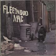 Fleetwood Mac Peter Green's Fleetwood Mac UK vinyl LP