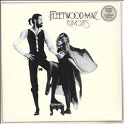 Click here for more info about 'Fleetwood Mac - Rumours - Clear Vinyl - Sealed'