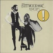Click here for more info about 'Fleetwood Mac - Rumours - 1980s - Stickered'