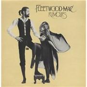 Fleetwood Mac Rumours - 1st + Insert UK vinyl LP