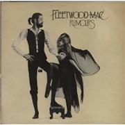 Fleetwood Mac Rumours - 2nd UK vinyl LP