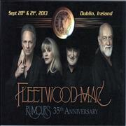 Click here for more info about 'Rumours 35th Anniversary - Dublin'