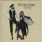 Fleetwood Mac Rumours - 1st + Insert Germany vinyl LP