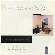 """Fleetwood Mac Seven Wonders UK 12"""" vinyl"""