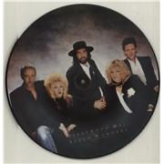"Fleetwood Mac Seven Wonders UK 12"" picture disc"